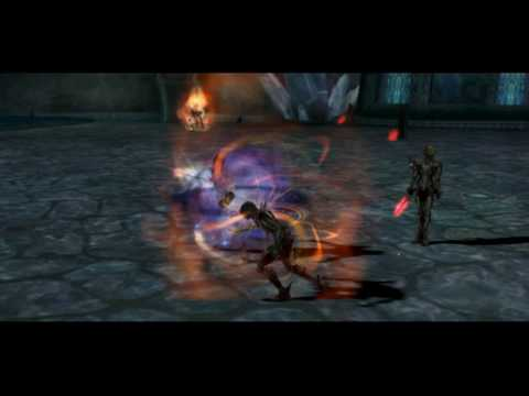 Lineage 2 darkzone PvP ArChAnGeLoO vs all