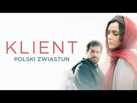 Klient (2016) zwiastun PL, film dostępny naVOD iDVD
