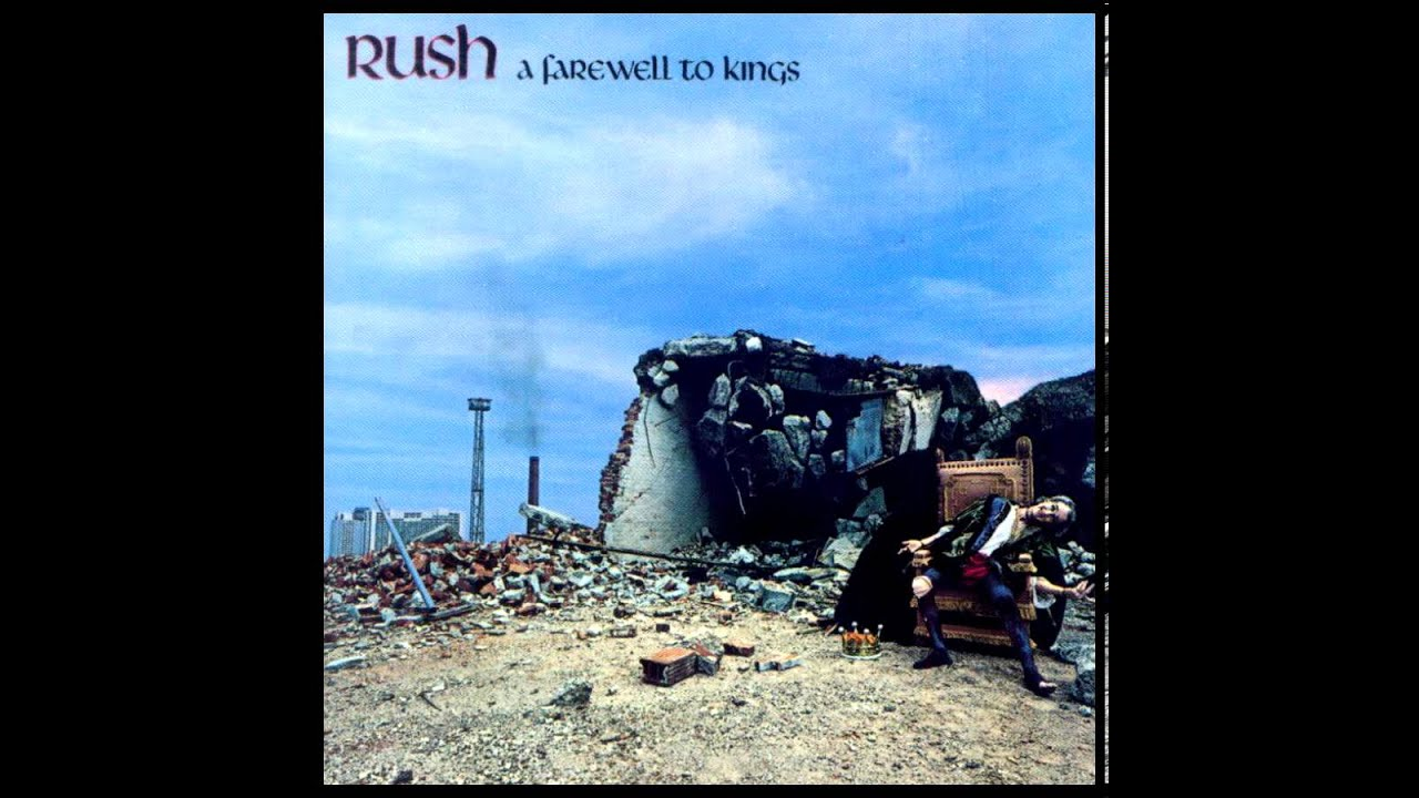 Rush Xanadu A Farewell To Kings 1977 Youtube