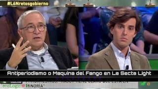 #Antiperiodismo o Lo que es maquina del Fango en La Secta Light