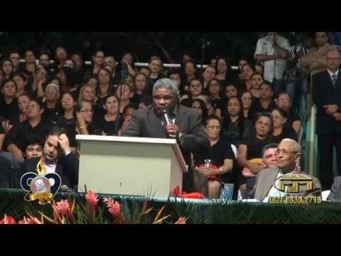 Pr  Genival Bento - Cavadores de Tijolos - nos 99 Anos da Assembleia de Deus em Alagoas
