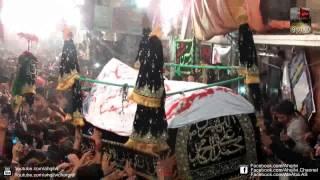 28 Safar Mochi Gate 2015/1436 - Taboot e Imam Hassan [as] - Wapsi