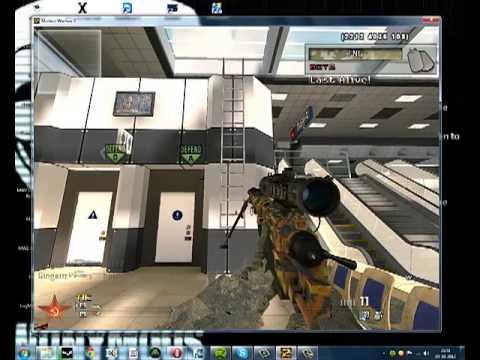 Mw2 Challenge Lobby Pc Youtube