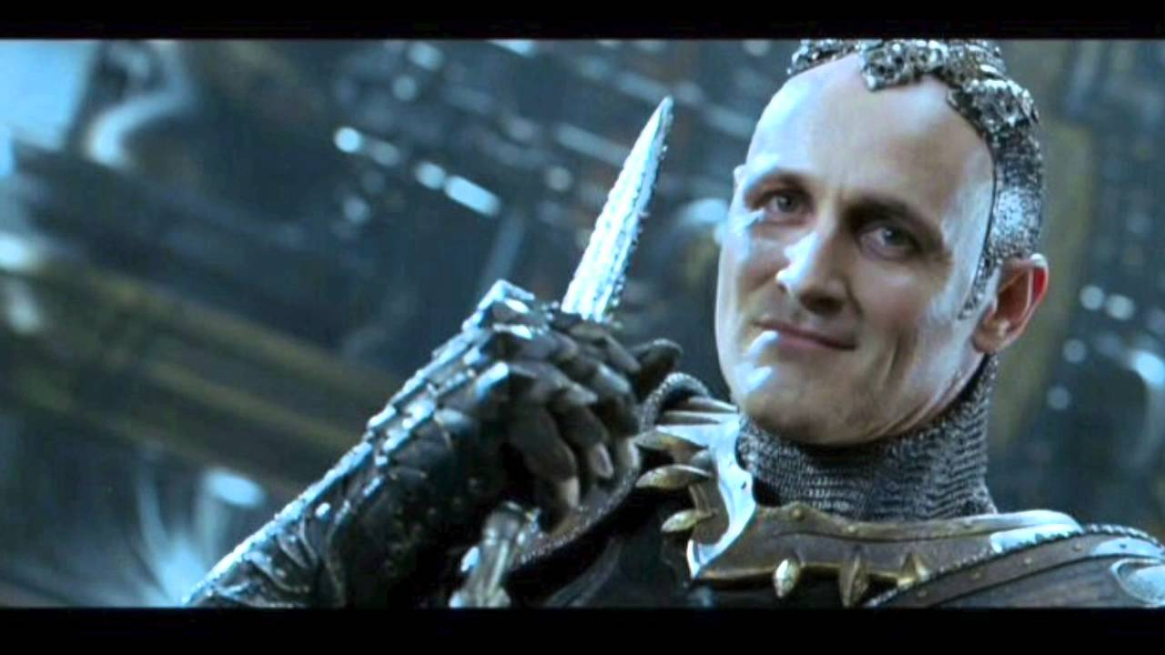 Watch Colm Feore video