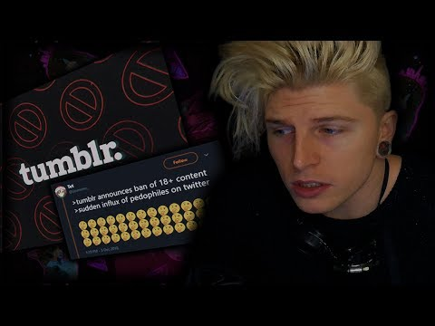 Tumblr 18+ Content Ban Causes Rise In Pedophilia On Twitter!?