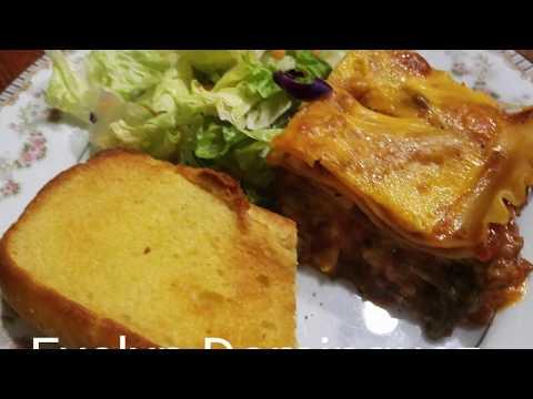Puerto Rican Quick And Easy  Lasagna
