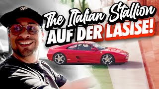 JP Performance - The Italian Stallion auf der LaSiSe | Ferrari F355