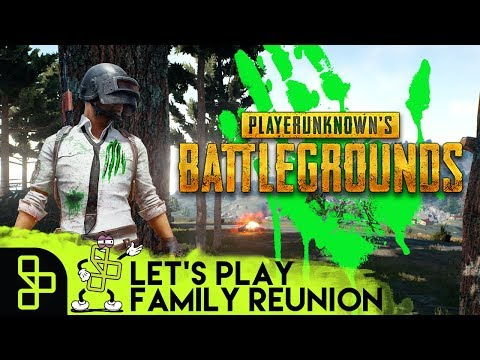 Let's Play Reunion - PlayerUnknown's Battlegrounds: Zombies