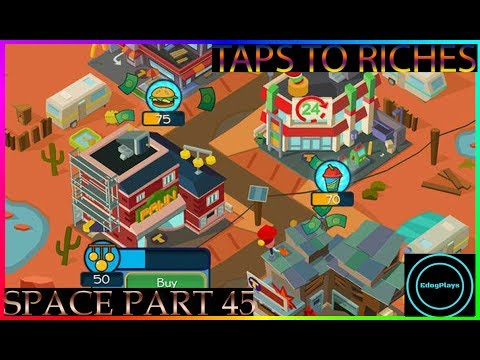 HOW TO GET FREE GEMS WITHOUT A HACK|Taps to Riches Space Part 45