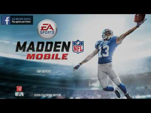 Carnell williams madden mobile
