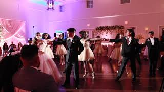 Emily's Quinceañera- 2019 Beautiful Waltz-Traditional and Modern all in one dance!