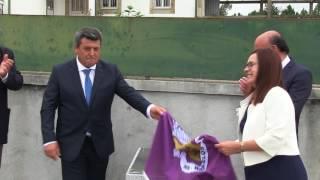 Inaugurações na freguesia da Lama e Airó