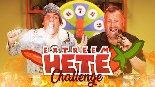 EXTREEM HETE CHALLENGE!