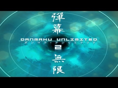 Danmaku Unlimited 2 - Bullet Hell Shmup - Universal - HD Gameplay Trailer