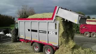 Hi-Spec K36 Kompactor trailer