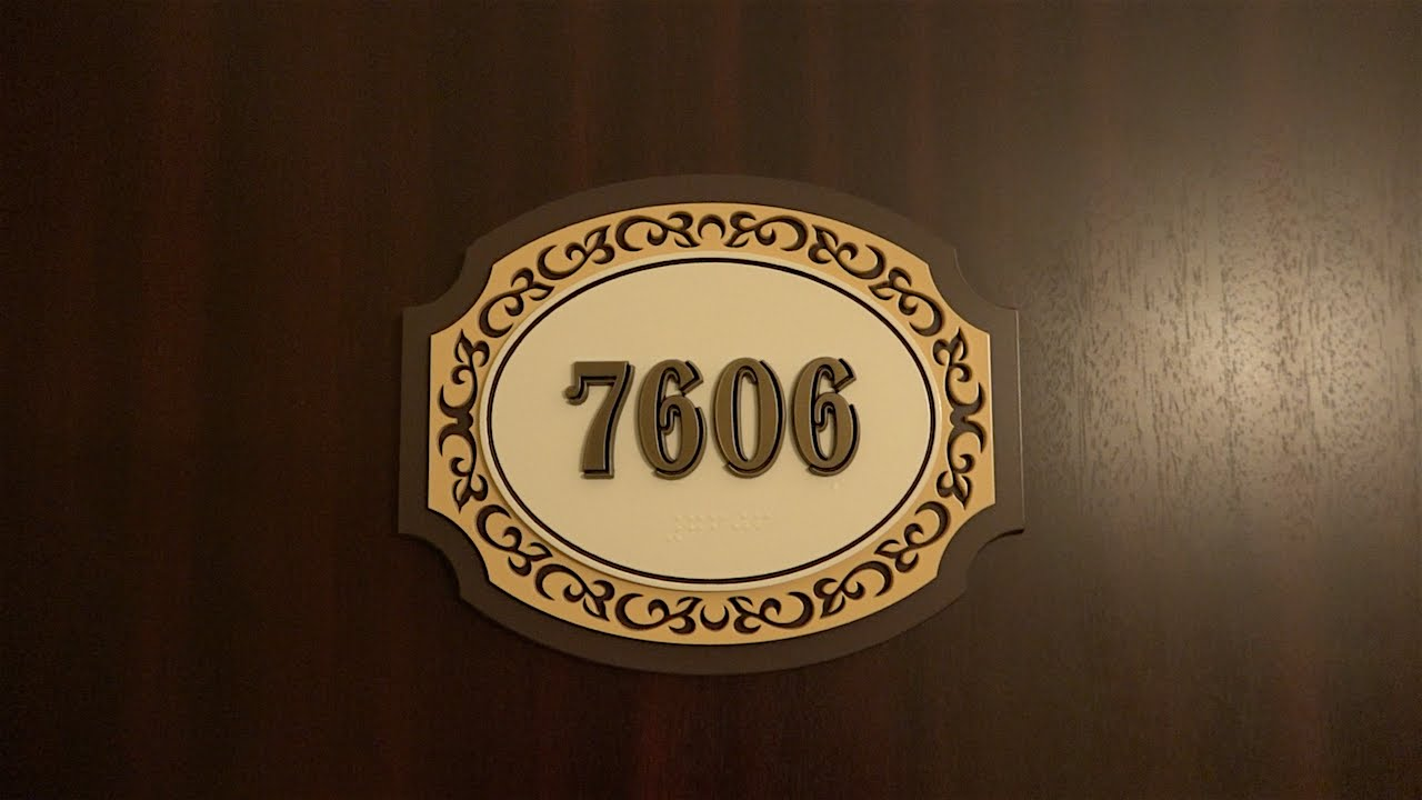 7606号室】ふしぎの国のアリスルーム(ディズニーランドホテル) - youtube