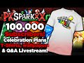 100k Subs Celebration Limited Edition T Shirt Wallpapers Q A Livestream Event mp3