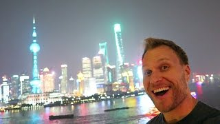MADE IT TO CHINA!