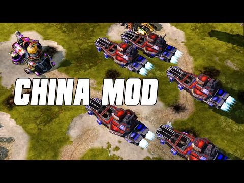 RED ALERT 3 CHINA MOD - Eastern Loong Mod
