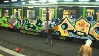 EMERGENCY BRAKE - Milano Metro