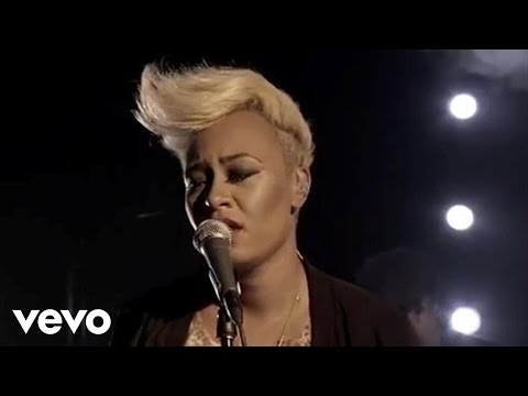 Emeli Sandé - Next to Me (AOL Sessions)