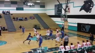 2016-17 Douglas Boys JV vs Reed (State Farm Invitational Championship Game) 12-30-2016