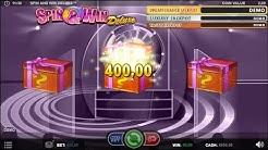 Play Spin and Win Deluxe Online Slots Game 🎰 Game-play Walk-through ► (Slots Big Win $400) 💰