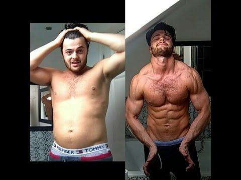 EXTREME 8 week natural body transformation