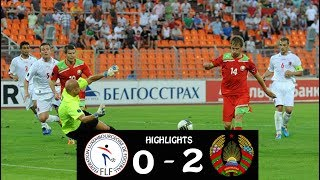 LUXEMBOURG  0  - 2   BELARUS   MATCH   HIGHLIGHT   PREVIEW