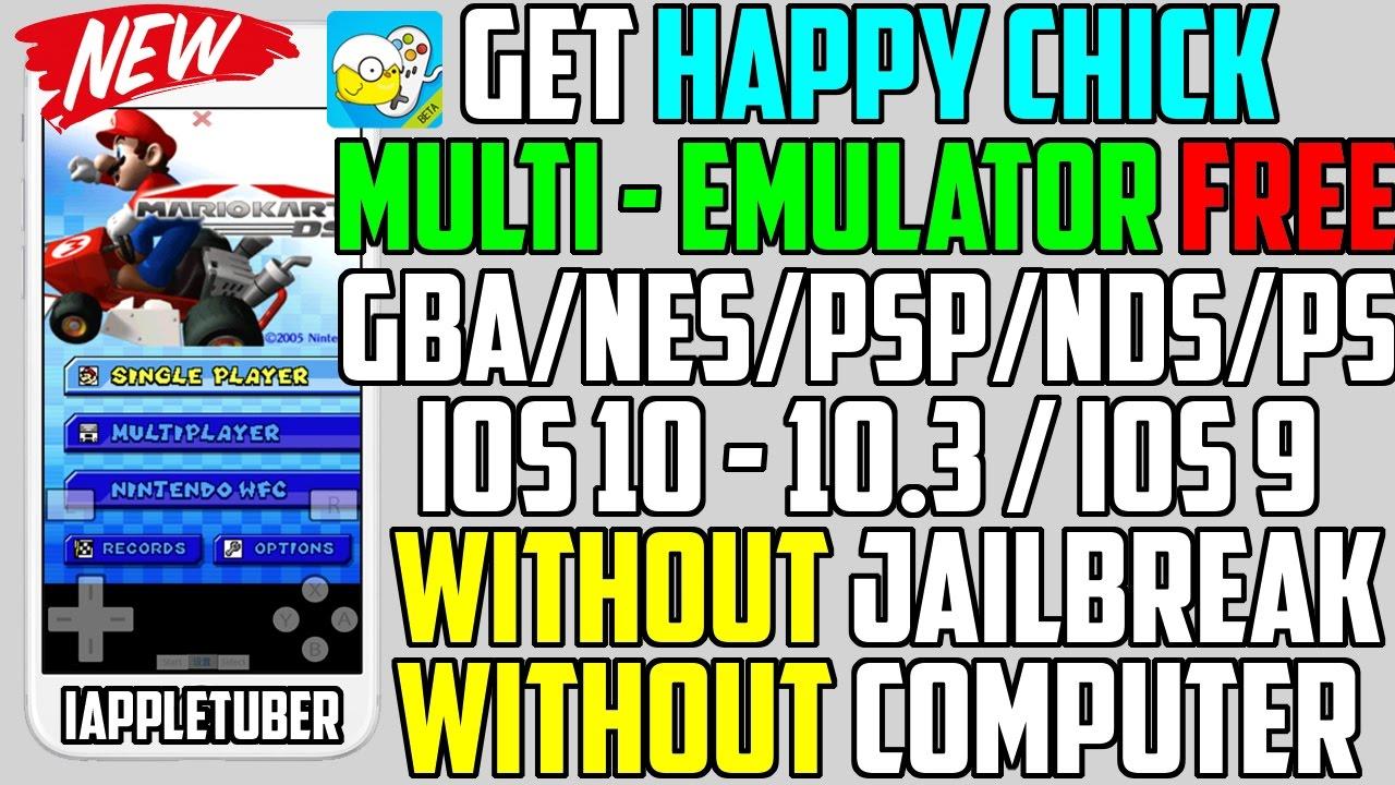 happy chick multi emulator download