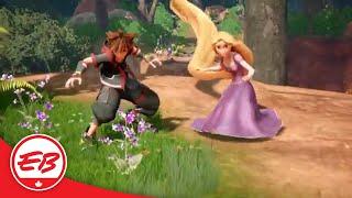 Kingdom Hearts 3: Tangled Trailer - Square Enix | EB Games