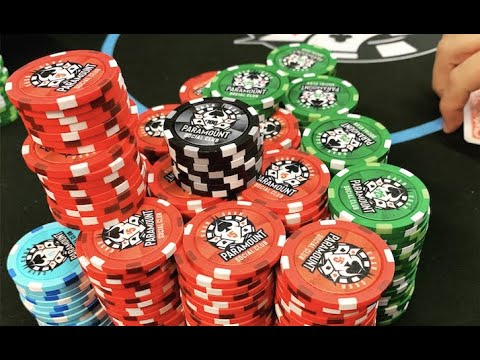 My BIGGEST 1/3 NL Win EVER!!! Don't Miss!! Poker Vlog Ep 113