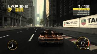 G R I D : HOT LAPTIME 1.31.50 AT SAN FRANCISCO REVERSE TRACK WITH KOENIGSEGG CCGT CAR (SP)