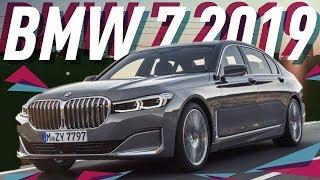 New BMW 7 series 2019