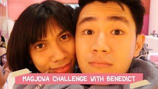 Magjowa Challenge with Benedict. HMPXZ!