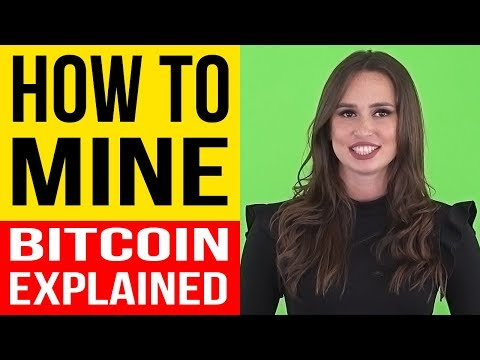 HOW TO MINE BITCOIN? - Step by Step Tutorial - Bitcoin Mining Explained