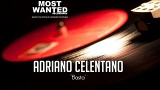 Adriano Celentano - Basta
