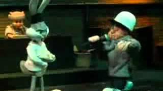 Bugs Bunny does 8 Mile Rap Battle