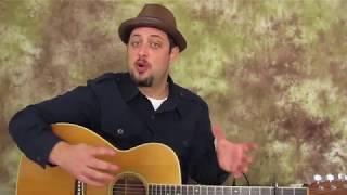 Easy Acoustic Guitar songs to learn (Beginner Chords)