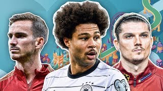 Players YOU HAVE To Watch At Euro 2020 XI