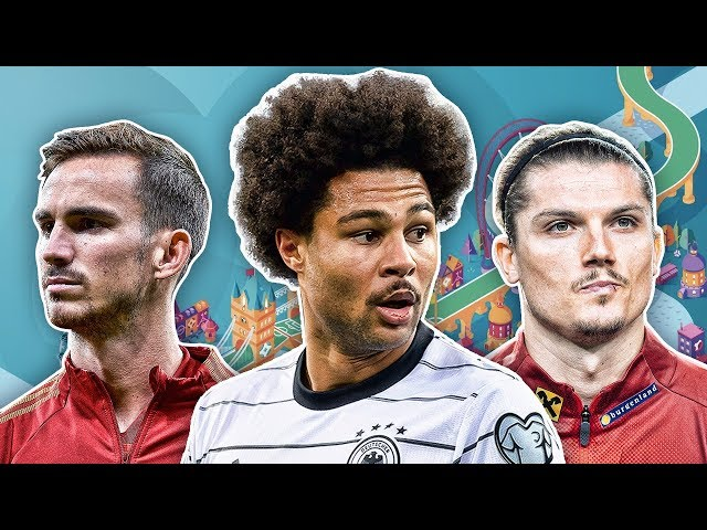 Players You NEED To WATCH At Euro 2020 XI!