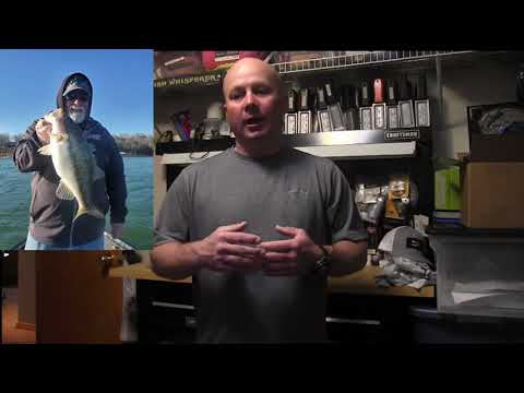 Table Rock Lake Fishing Report - March 8th, 2020