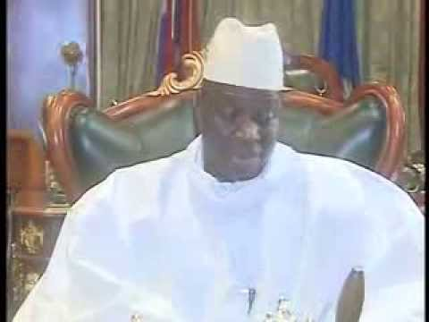 GRTS' END OF YEAR INTERVIEW WITH PRESIDENT JAMMEH