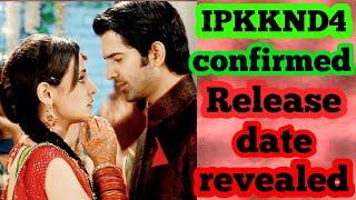 Iss Pyar ko kya Naam Doon Season 4 confirmed release date revealed