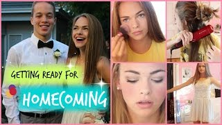 Get Ready With Me: HOMECOMING 2014 (w/ pictures)