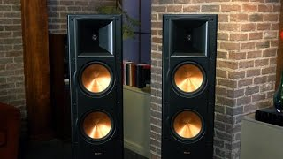 Video Klipsch RF-62 II: Speakers for those about to rock download MP3, 3GP, MP4, WEBM, AVI, FLV Juli 2018