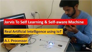 Construit avec succès du Monde de la 1ère Auto-apprentissage et l'Auto-connaissance de la Machine | de l'Intelligence Artificielle dans la Vraie
