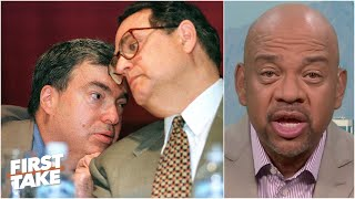 Michael Wilbon reflects on' The Last Dance': Phil Jackson, Jerry Krause, MJ & the Bulls | First Take