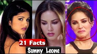 21 Facts You Didn't know About Sunny Leone aka Karanjit kaur biography