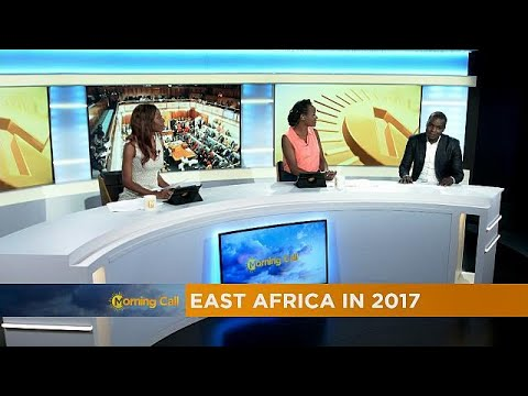 East Africa in 2017 [The Morning Call]